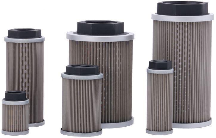 Всасывающие гидравлические фильтры
