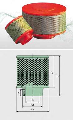 Корпус воздушного фильтра Picolight