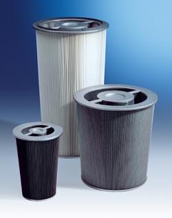 Фильтр пылеуловитель
