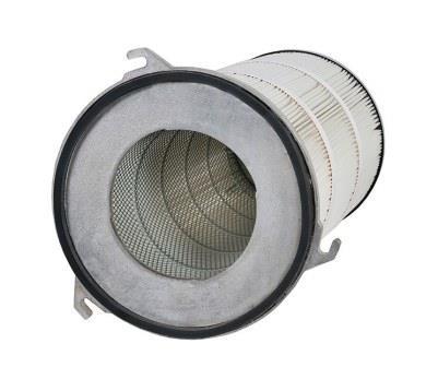 Аспирационный фильтр JET с фланцем на 3 крючка