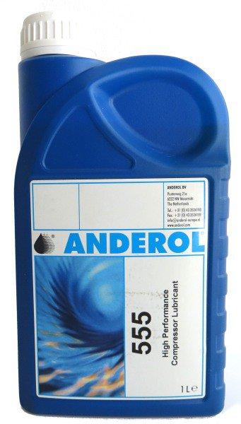 Минеральное масло Андерол