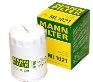 Каталог масляных фильтров MANN