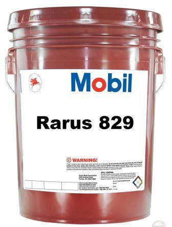 MOBIL RARUS 829