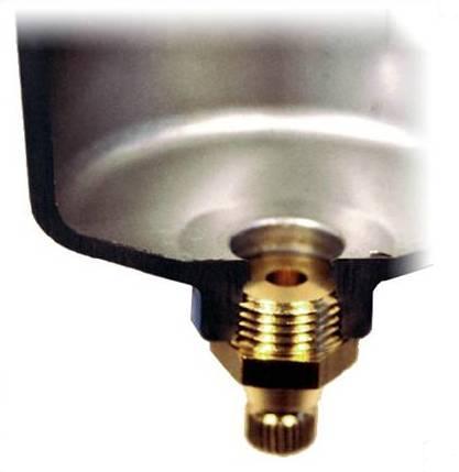 ручной клапан слива конденсата фильтра Оми