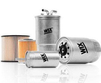 Топливные фильтры WIX для спецтехники