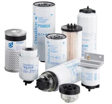 Топливные фильтры для спецтехники Дональдсон