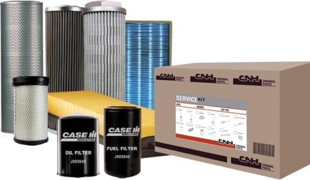Case IH фильтры для тракторов, спецтехники