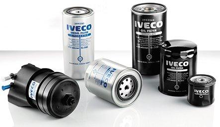 Фильтры для спецтехники IVECO от NEW FILTER