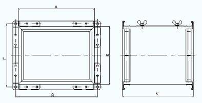 схема канального фильтробокса
