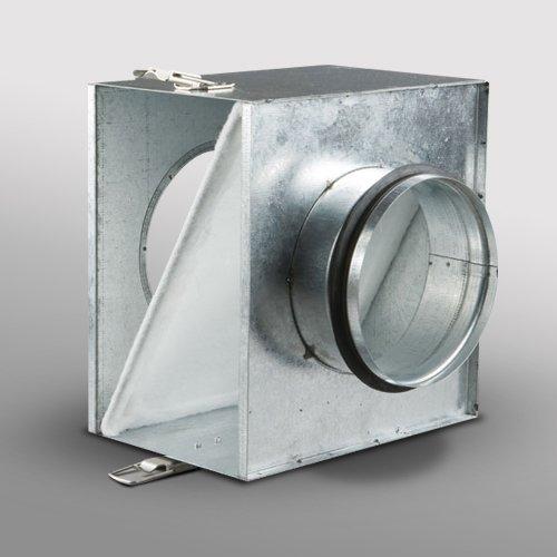 Фильтро-боксы для круглых каналов вентиляции