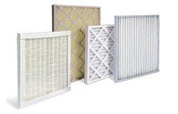 Рамкові фільтри для вентиляції