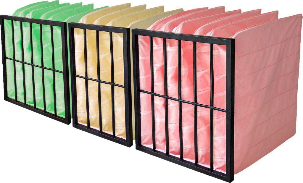 Карманные фильтры для систем вентиляции G4