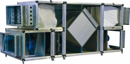 NEW FILTER также изготавливает фильтры для вентиляционных машин