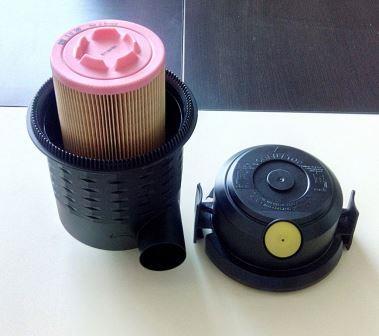 Корпуc фильтра Europiclon